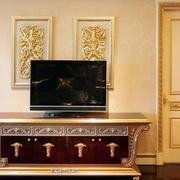 高贵典雅的电视柜