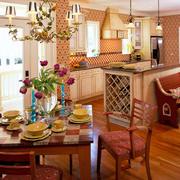 温馨色调家居装修设计