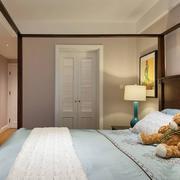 室内现代精致卧室