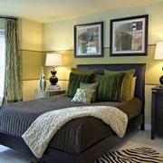 清新系列卧室设计图片