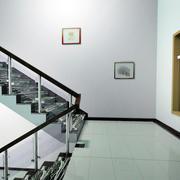 后现代风格楼梯间装饰