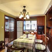 室内餐厅餐桌椅欣赏
