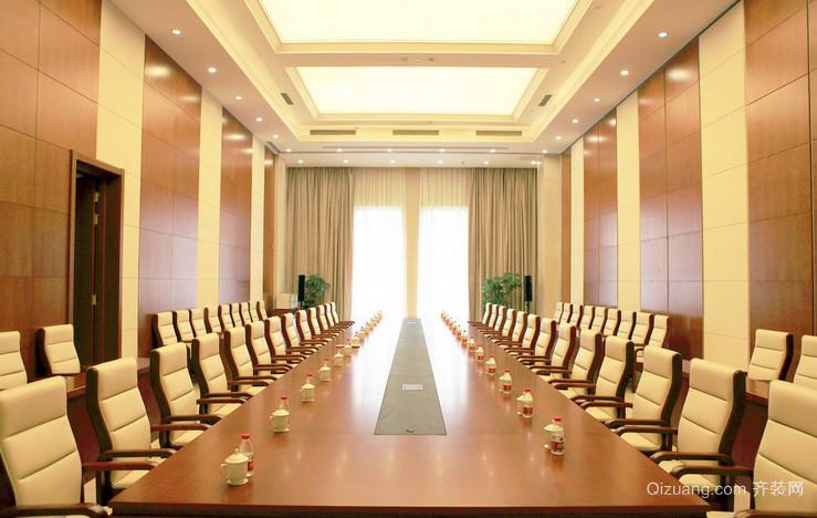 大型酒店会议室设计装修效果图