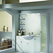现代简约风格卫浴浴室柜设计