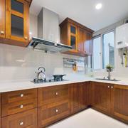 三室两厅大气型欧式厨房