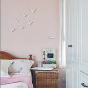 现代白色淡雅型三室两厅