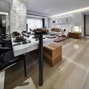三室两厅大气型木地板