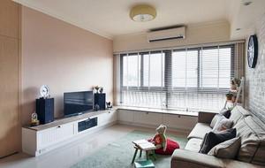 经典美式大户型简约实用型三室两厅家装图