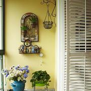 地中海风格阳台装饰设计