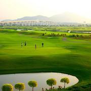 高大上的高尔夫球场