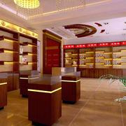 烟酒店展示柜欣赏