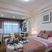 粉色甜美的卧室壁纸
