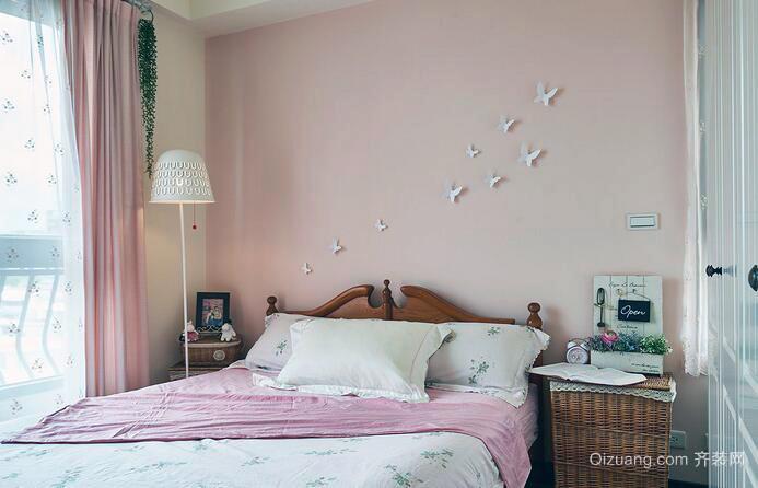 经典法式浪漫型独居小别墅案例图欣赏