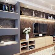 客厅组合电视柜书架