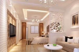 暖色调公寓设计图片