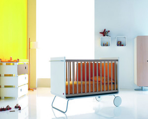 精致唯美的儿童卧室背景墙装修效果图