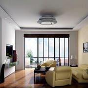 现代客厅吊顶设计图