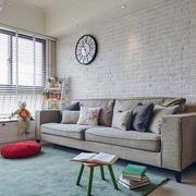 超美的精致型家居客厅