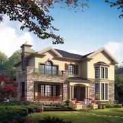 别墅整体构造设计