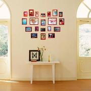 暖色调别墅客厅壁纸