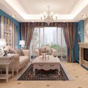 简约风格客厅家居设计