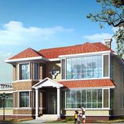 农村房屋设计模板