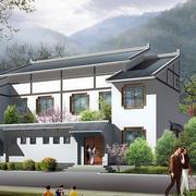 房屋设计整体图