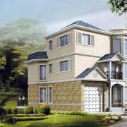 美观的别墅整体设计