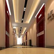 宾馆走廊装修设计