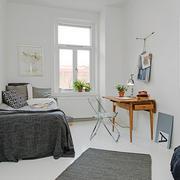 北欧风格简约卧室背景墙装饰