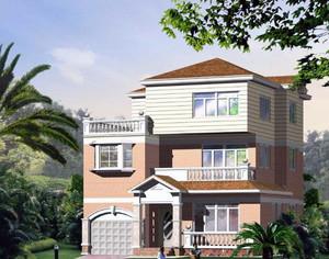 现代精致农村房屋设计图大全