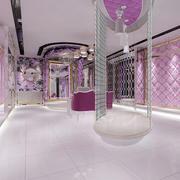 紫色调影楼设计大全