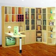 家居整体实用书架