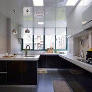 超美的精致型家居厨房