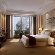 自然风格商务酒店设计