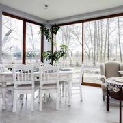 简约风格餐厅家具设计