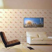客厅液体壁纸设计