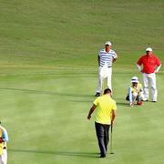 展现技艺的高尔夫球场