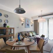 超美的精致型家居客厅小圆桌