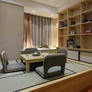 日式经典榻榻米装饰