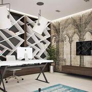 创意前卫书房书架