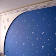 蓝色调液体壁纸设计