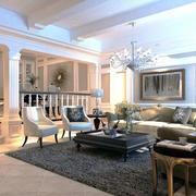 精美客厅家具图示