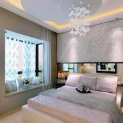 卧室背景墙设计图