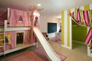2015别墅精装儿童房装修效果图