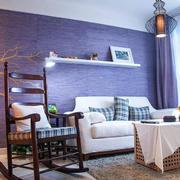 新古典客厅椅子图片