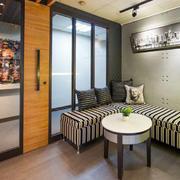 小户型客厅沙发欣赏