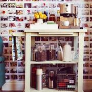 90㎡现代风格小户型照片墙装修设计效果图