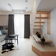 公寓客厅简洁装饰