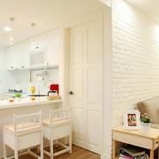 小户型白色厨房设计